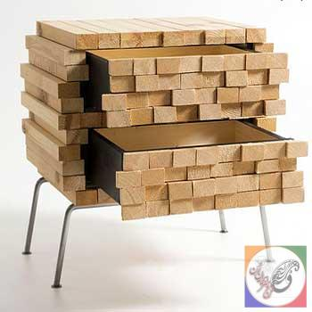 کمد چوبی