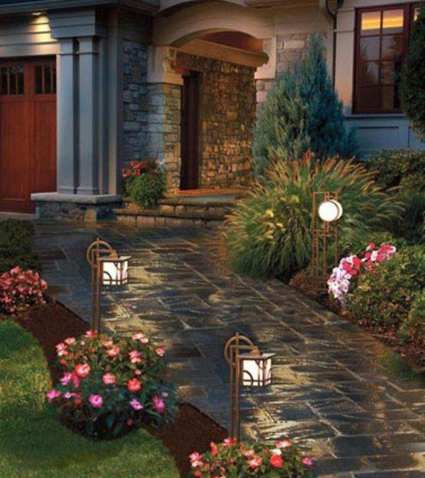 درب حیاط خانه با طرح های شیک و کاربردی
