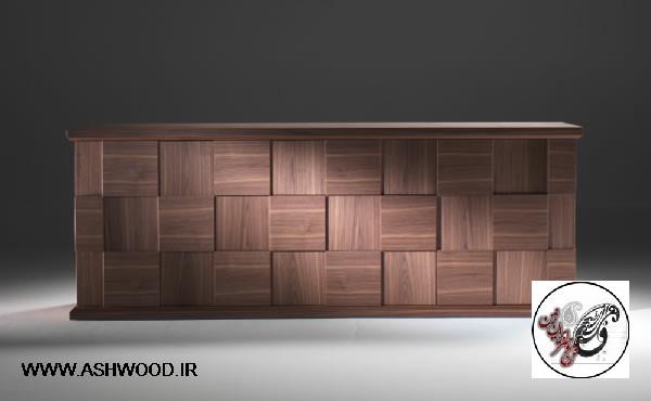میز کنسول ، طراحی و ساخت انواع میز و کنسول چوبی