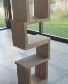 قفسه های چوبی , دکوراسیون چوبی داخل منزل
