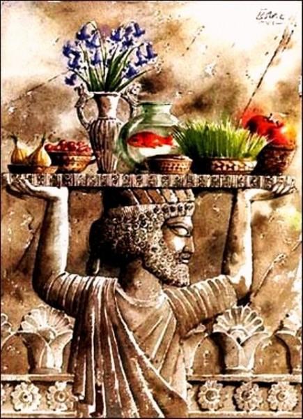 اس ام اس و پیامک عید نوروز   تبریک نوروز در سال جدید