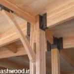 دیوار پیش ساخته ، کلبه و ساختمان چوبی