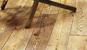 کفپوش چوب بلوط