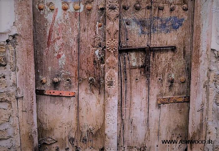 درب قدیمی