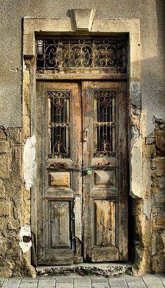 درب چوبی قدیمی , ایده و مدل برای ساخت درب های چوبی قدیمی