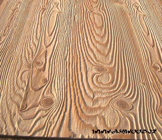 لایی چوب , روکش چوب طبیعی