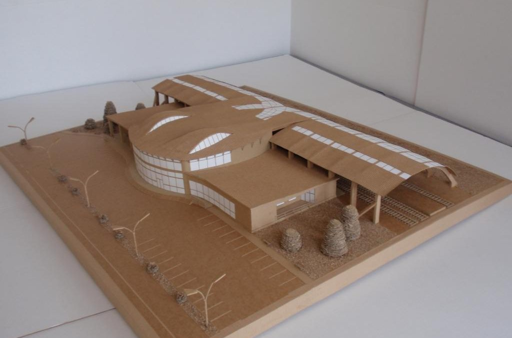 طراحی و ساخت حرفه ای انواع ماکت