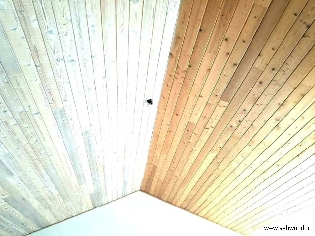رنگ چوب , رنگ وایت واش٬ چوب کاج