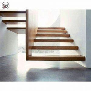 ایده های طراحی مدرن از پله های چوبی