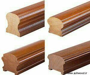 هندریل چیست و بهترین چوب برای هندریل چوبی پله چه چوبی است .