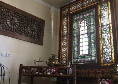 درب و پنجره گره چینی ارسال عکس توسط استاد عشاقی