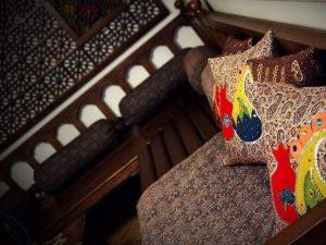 دکوراسیون سنتی ایرانی و سبک روستیک و کهنه کاری شده تمام چوب