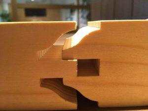 اتصالات و مفاصل چوبی در ساخت درب ورودی و درب کابینت