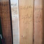 چوب راش المانی ، تخته پهن بلوط قرمز امریکا ، چوب افرا ترکیه ، تخته زبرانو