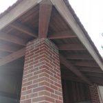 آلاچیق و پرگولای متصل به ساختمان
