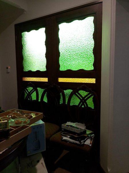 درب قدیمی و سنتی