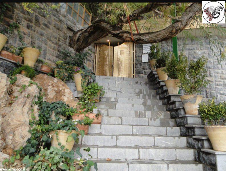 معماری فضای خارجی ، ویلا , باغ بازسازی و طراحی دکوراسیون داخلی , گروه معماری و دکوراسیون اش وود