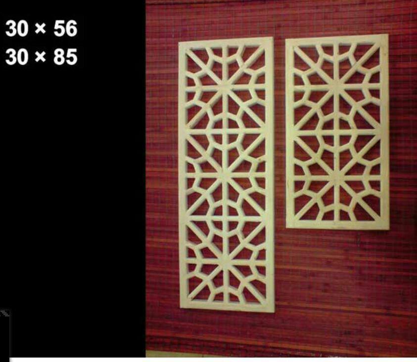 قاب گره چینی ، شبکه و مشبک سنتی ، قاب آینه سنتی