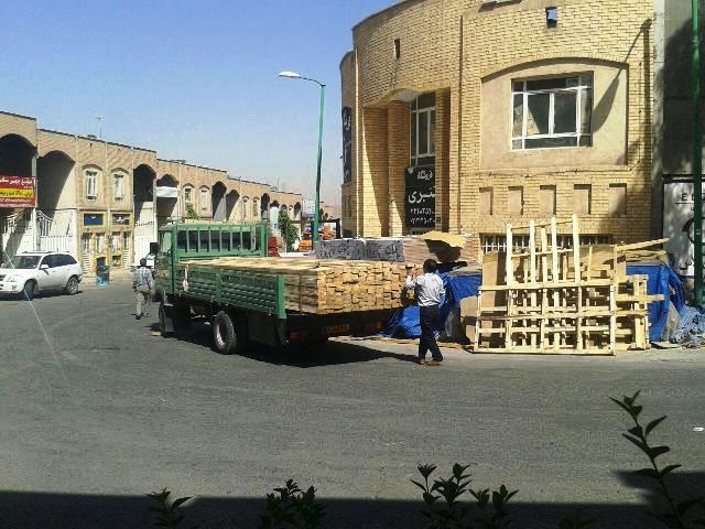 تهران , منطقه صنعتی خاوران سایت درودگران