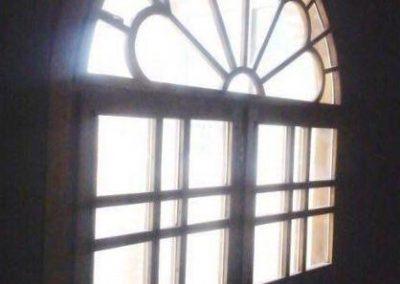 پنجره سبک قدیمی