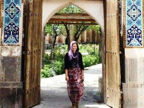 گزارش سفر یک خانم گردشگر هلندی به ایران