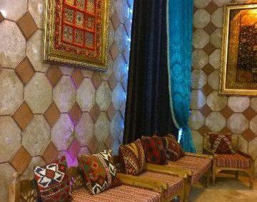 عکس معماری سنتی ایرانی از نمونه کارهای گروه صنایع چوب و هنر ایران زمین