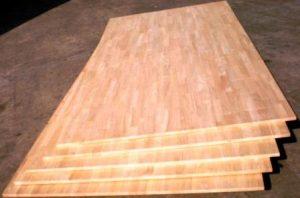 چوب فینگر جوینت راش ، بلوط و غیره ( انواع چوب بصورت سفارشی )