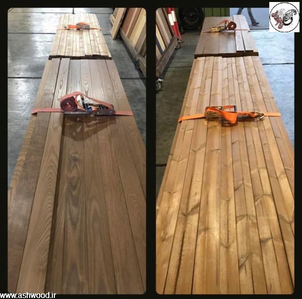 چوب و تخته ترمووود , تهیه و برش انواع تخته وارداتی