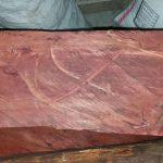چوب سرخدار ، یاقوت سرخ جنگلهای شمال درخت سرخدار ، دکوراسیون فن و هنر