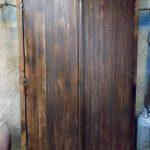 درب ایرانی چوب , درب سنتی