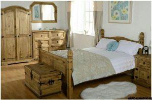 مجموعه لوازم اتاق خواب , کمد لباس , تخت خواب , قفسه دیواری ،دکوراسیون اتاق خواب