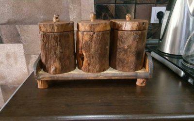 ساخت سطل و بشکه چوبی