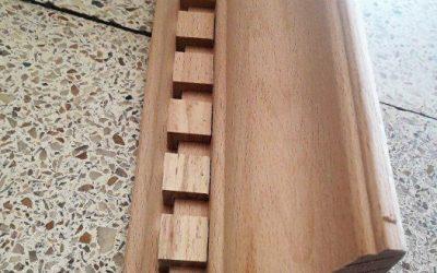 تاج چوبی و ام دی اف کابینت و دکوراسیون چوبی کلاسیک