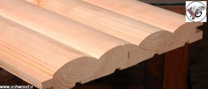 ایده های جدید کفپوش و دیوارکوب چوب طبیعی