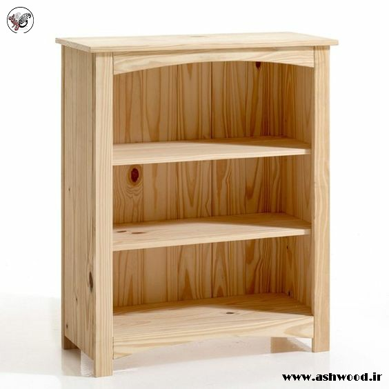 ساخت کتابخانه چوبی چوب کاج٬ ایده کتابخانه چوبی٬ کتابخانه چوبی٬ قفسه چوبی