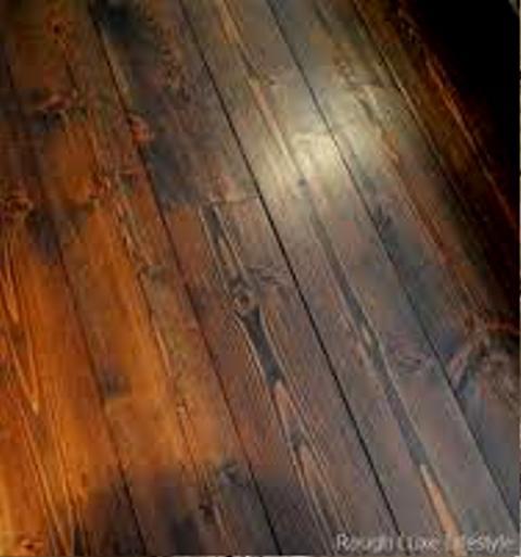 کفپوش چوبی