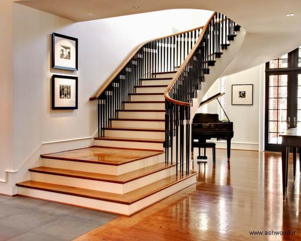 قیمت و مراحل ساخت , ساخت پله چوبی