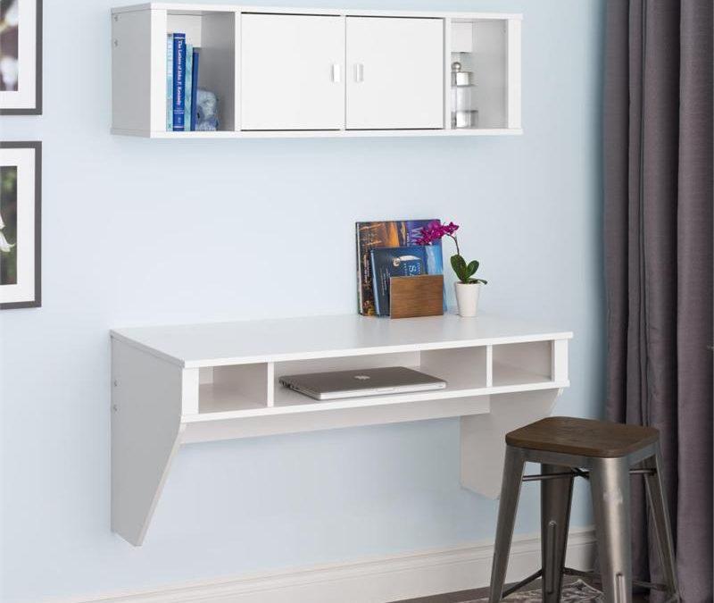 ایده طراحی ساخت , میز تحریر دیواری ( میز تحریر کوچک )