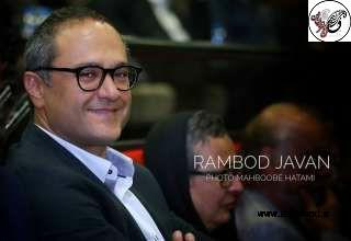 رامبد جوان هنرمند و کارگردان ایرانی