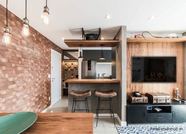 طراحی خانه شما با ایده های الهام بخش