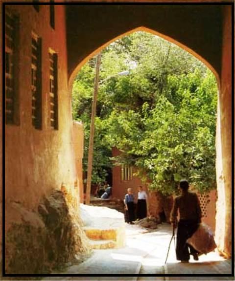 شناخت معماری روستایی ایران ، معماری سنتی و بومی ایران زمین