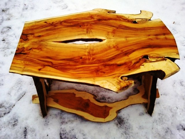 عکس دکوراسیون چوبی