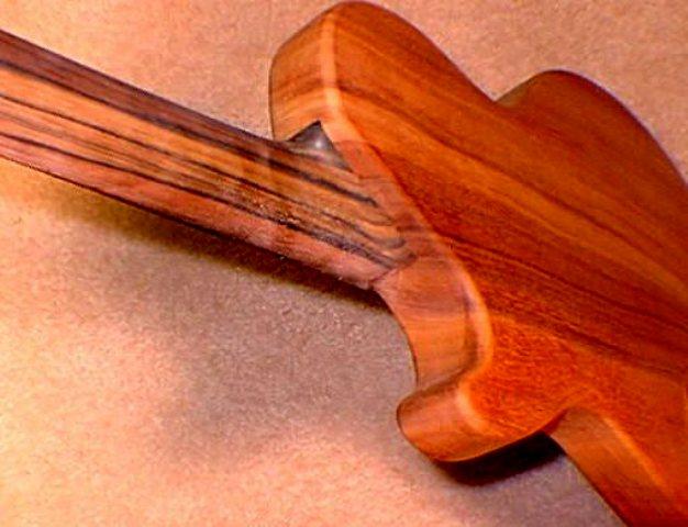 چوب ماهگونی در دکوراسیون چوبی منزل