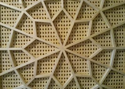 گره چینی هنر سنتی در سونای خشک گره چینی هنر سنتی در سونای خشک