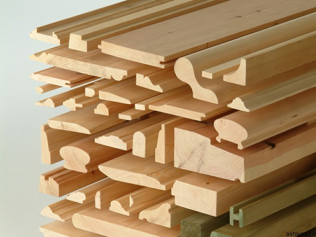 انواع چوب , زهوار و چهارتراش کاج روسی