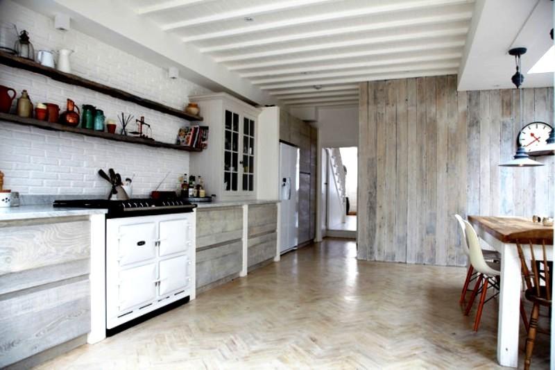 دکوراسیون آشپزخانه سبک اسکاندیناوی