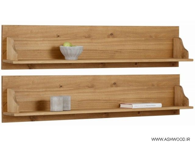 انواع شلف دیواری، شلف، شلف آشپزخانه، شلف چوبی، مدلهای جدید شلف چوبی،