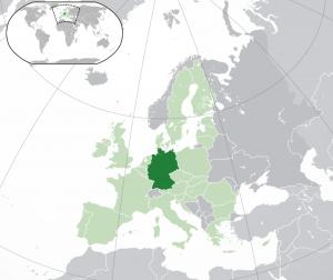 موقعیت Bundesrepublik Deutschland