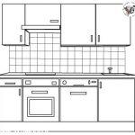 ابعاد و استاندارد های یک آشپزخانه استاندارد