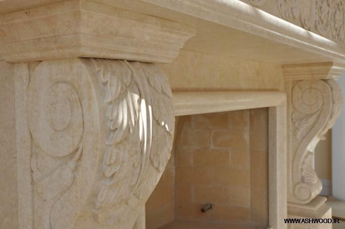 براکت یا نگهدارنده  ستون و تیر چوبی